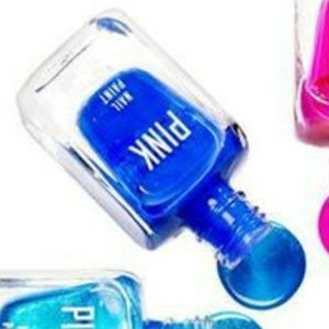 VS Pink Collection Nail Polis  Blue My Mind NEW